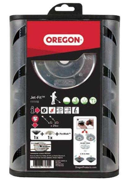 画像1: オレゴン  ジェット フィット  刈払機用ヘッド  (1)