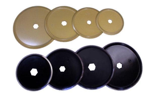 画像1: イセキ  コンバイン用 カッター刃   (1)