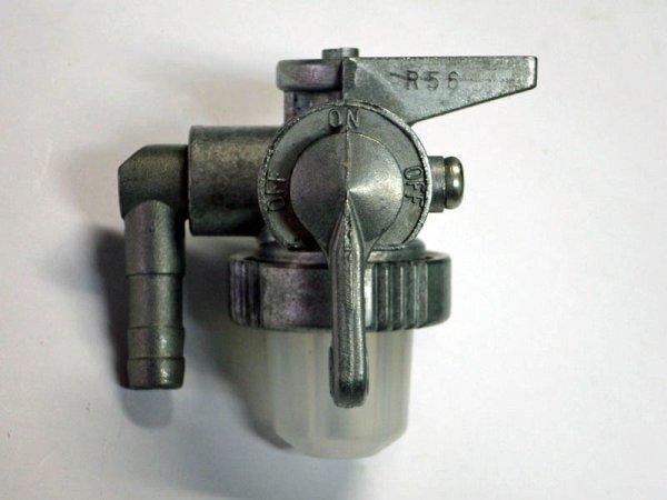 画像1: クボタ純正   燃料コック  ストレーナー   GS120他  (1)